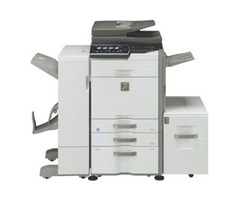 Efficient Image Quality of Sharp Office Copiers: The Brand JTF Business System