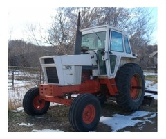 1070 Case Tractor