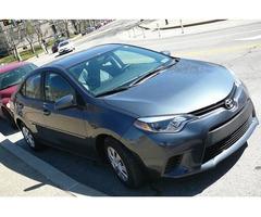2016 Toyota Carolla