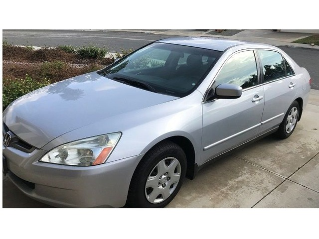 2005 Honda Accord LX $1000