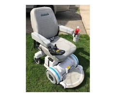 HOVEROUND MPV5 ELECTRIC WHEELCHAIR