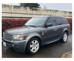 2006 Land Rover Range rover HSE Sport