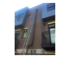 Gutters cleaning and Repair