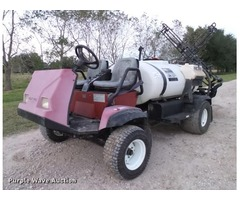 2008 Toro 5700D Diesel 300 Gallon Sprayer