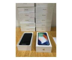 Wholesales Apple iPhone X 256Gb 64Gb & Samsung Galaxy S8+ 64Gb Unlocked