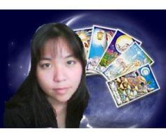 Lectura de Tarot por Whatsapp a todo USA. Psíquica Angelica Miyashiro.
