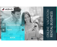Airfinch Presents The Best Rental Booking Software
