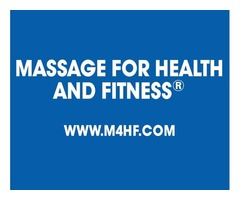 Trade Show Massage and Backstage Massage by Massage for Health & Fitness