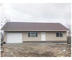 NEW CONSTRUCTION RANCH HOME IN BIG LAKE!!