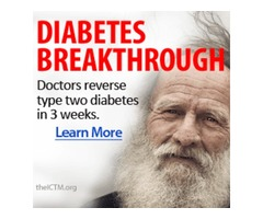 100% CURE for DIABETES, Find out what the Doctors DON'T Want you ro know!!!