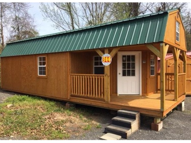 Cabin, Portable Buildings, Sheds, Storage, Homes - Mobile ...
