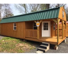 Cabin, Portable Buildings, Sheds, Storage, Homes