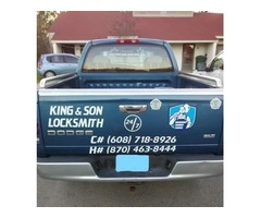 KING & SON LOCKSMITH