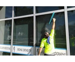 Hollywood - Commercial Window Cleaning