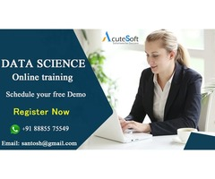 Data science online training. Interested people Register Now.