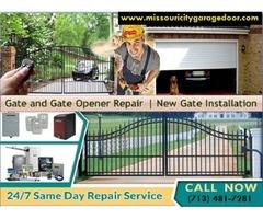 Expert Garage Door Gate Repair Services $25.95 Missouri City | 77459
