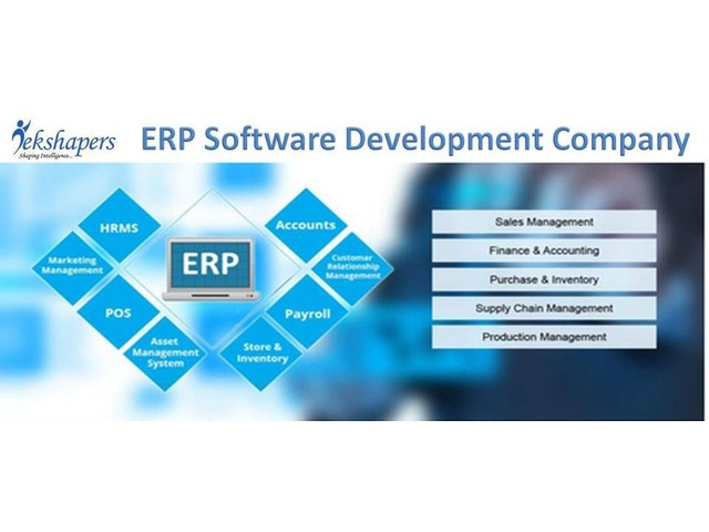 Best ERP Software Development Company - Other Services