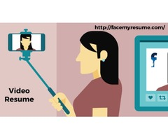 Professional Video Resume Creating Services | Professional Video Resume Online