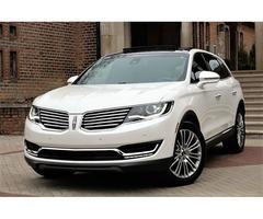 2016 Lincoln MKX Reserve Sport Utility 4-Door