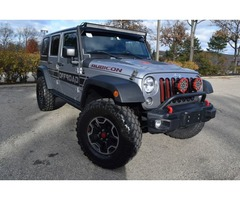2015 Jeep Wrangler 4WD UNLIMITED RUBICON-EDITION Sport Utility 4-Door