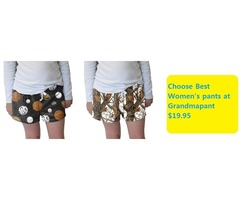 Buy Online Shorts for Women with Best Deals and Offers
