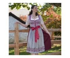 A Stunning Collection of Authentic German Dirndls