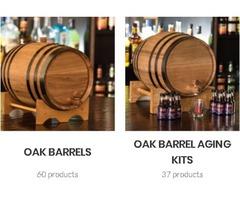 1 Liter Oak Aging Barrels