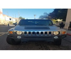 2007 HUMMER H3 SUV 121KLMILES FIRST OWNER BRAND NEW