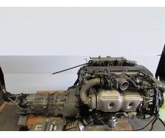 JDM 2JZGTE Toyota Supra MK4 Rear Sump Engine & V160 Getrag 6 speed transmission