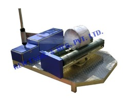 Roll Wrapping Machine, Stretch Wrapping Machine, Web Guide System