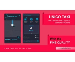 Taxi dispatch system in cloud
