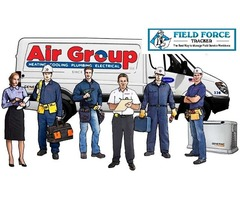 Plumbing Service Field Service Management and Scheduling Software