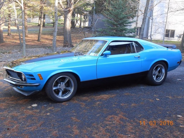 1970 Ford Mustang Mach 1 Classic Cars Old Bethpage New York