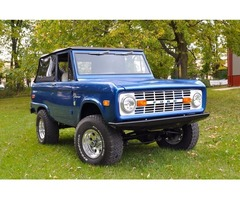 1976 Ford Bronco Sport