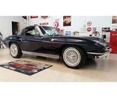 Chevorlet Split Window Corvette Cars for Sale : The Motor Masters