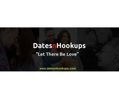 DatesnHookups | Online Dating Site for Singles - Love Relationship & Chat