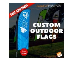 outdoor flags for churches  | Boxmark