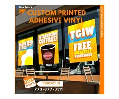 cheap personalised Adhesive Vinyl  | Boxmark | free-classifieds-usa.com