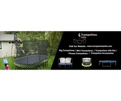 Trampolines Info - Exercise-Trampoline Online Buy Houston | free-classifieds-usa.com