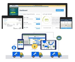 Work Force Management Software for Technician