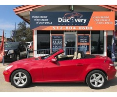 Bad credit car dealerships Austin TX