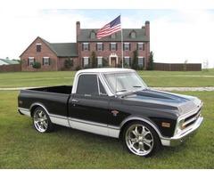 1971 Chevrolet CK Pickup 1500 CST