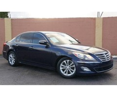 2012 Hyundai Genesis 3.8L V6 4-Door Sedan
