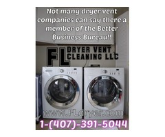 Kissimmee Dryer Vent Cleaning