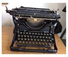Typewriter for sale