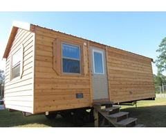 Tiny Cedar Cabin - RV Classified