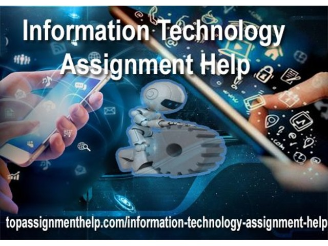 Information Technology Assignment Help | free-classifieds-usa.com