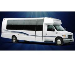 Charter bus rental Baltimore