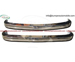 1972-1974 VW Karmann Ghia bumper stainless steel