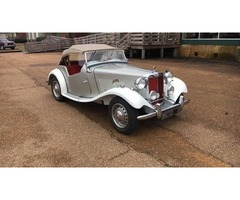 1952 MG TD Roadster for Sale : The Motor Masters
